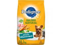 Ração Pedigree Equilíbrio Natural para Cães Adultos de Raças Pequenas 10.1kg