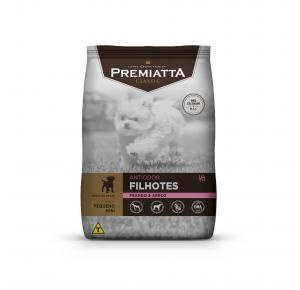 Ração Premiatta Classic Antiodor para Cães Filhotes de Raças Pequenas 3kg