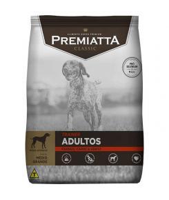 Ração Premiatta Classic Trainer para Cães Adultos de Porte Médio - 15 Kg