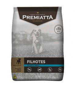 Ração Premiatta Classic para Cães Filhotes 15kg