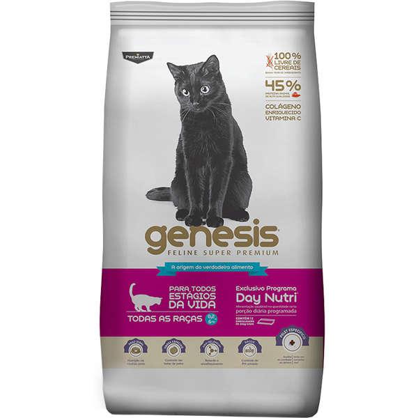 Ração Premiatta Genesis Feline Super Premium para Gatos