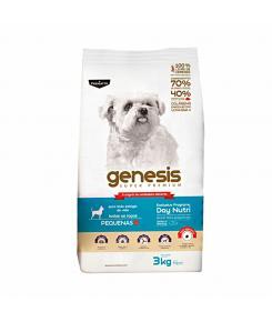 Ração Premiatta Genesis para Cães de Raças Pequenas 3kg