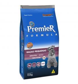 Ração Premier Fórmula para Cães Adultos de Raças Pequenas Sabor Frango 15kg