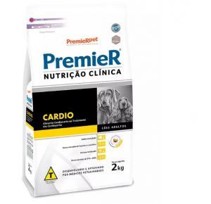 Ração Premier Nutrição Clínica Cardio para Cães Adultos 2kg