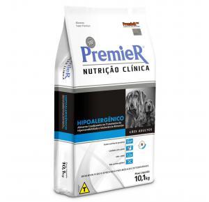 Ração Premier Nutrição Clínica Hipoalergênico para Cães Adultos 10.1kg
