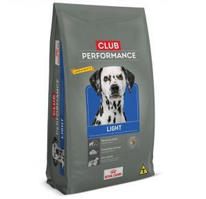 Ração Royal Canin Club Performance Light Cães 15kg
