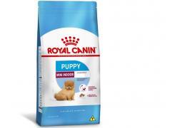 Ração Royal Canin Mini Indoor - Cães Adultos 7.5kg