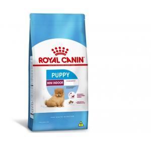 Ração Royal Canin Mini Indoor - Cães Filhotes 7.5kg