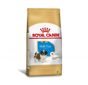 Ração Royal Canin Shih Tzu Cães Filhotes 2.5kg