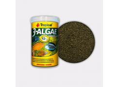 Ração Tropical 3-Algae Granulat 44g a Base de Algas