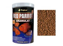 Ração Tropical Red Parrot Granulat 400g