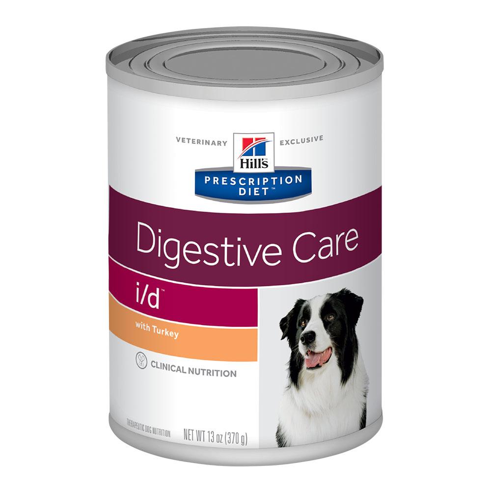 Ração Úmida Hills Prescription Diet I/D Cuidado Digestivo Para Cães Com Doenças Gastrointestinais - 370g