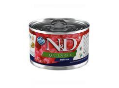 Ração Úmida N&D Quinoa Digestion para Cães Adultos Lata 140g