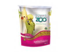 Ração para Calopsita e Periquito Megazoo 350g
