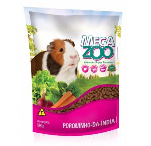 Ração para Porquinho-da-India Megazoo 500gr