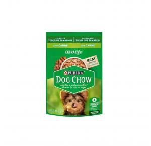 Ração Úmida Dog Chow Filhote Carne Todas as Raças 100g Nestlé