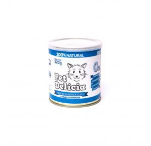 Ração Úmida para Gatos Hipercalórica Pet Delícia 320g