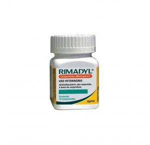 Rimadyl 25mg com 14 Comprimidos Zoetis