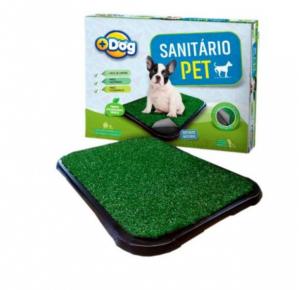 Sanitário Higiênico Mais Dog Xixi Green