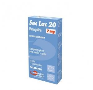 Sec Lac com 16 Comprimidos Agener 2mg