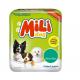 Tapete Higiênico Para Cães Mili Dog 55x60cm - pacote com 30 unidades