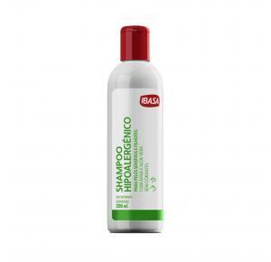 Shampoo Hipoalergênico 200ml Ibasa