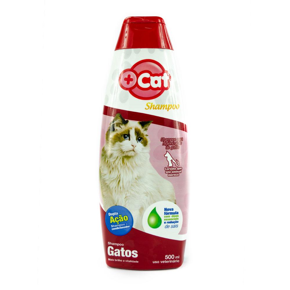 Shampoo Mais Cat Gatos 500ml - Mais dog
