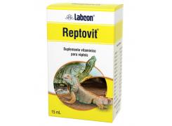 Suplemento Labcon Reptovit para  répteis - 15mL