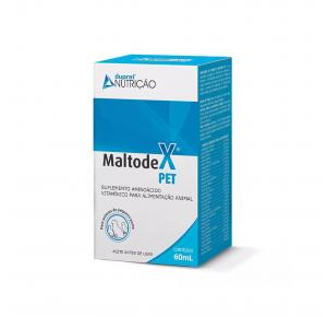 Suplemento Maltodex Pet Oral 60ml Duprat
