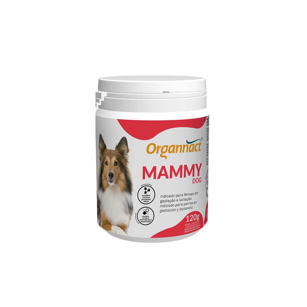 Suplemento Mammy Dog 120gr Organnact