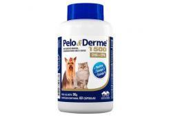 Pelo & Derme 1500 com 60 Cápsulas
