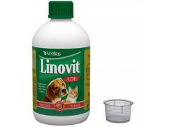 Suplemento Vitaminico Ade Linovit Cão e Gato Vetbras Pet