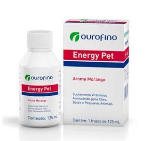 Suplemento Vitamínico Energy Pet 125ml