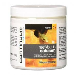 Suplemento de Cálcio Continuum Reef Basis Calcium Dry 200g