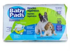 Tapete Higiênico Baby Pads para Cães - 30 undidades