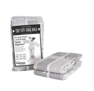 Tapete Higiênico Cães The New York Dogs Médio com 30 Unidades