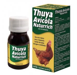Thuya Avicola Pet Naturrich