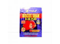 Tropical Discus Gran D-50 Plus Com Astaxantina Sache 20g
