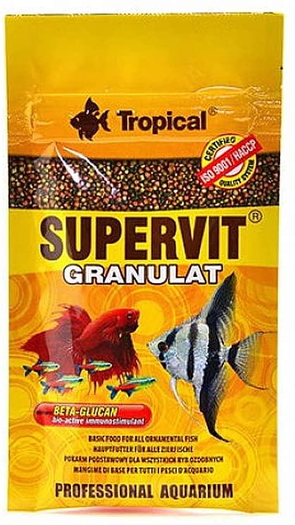 Tropical Supervit Granulat Sachê 10g