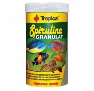 Tropical spirulina granulat 110g