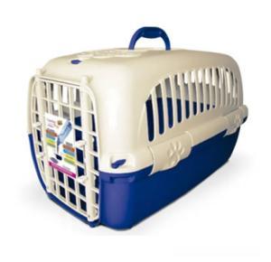 Caixa Transporte Travel Pet Pop N 01 Azul