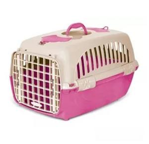 Caixa Transporte Travel Pet  Nº 03 Rosa