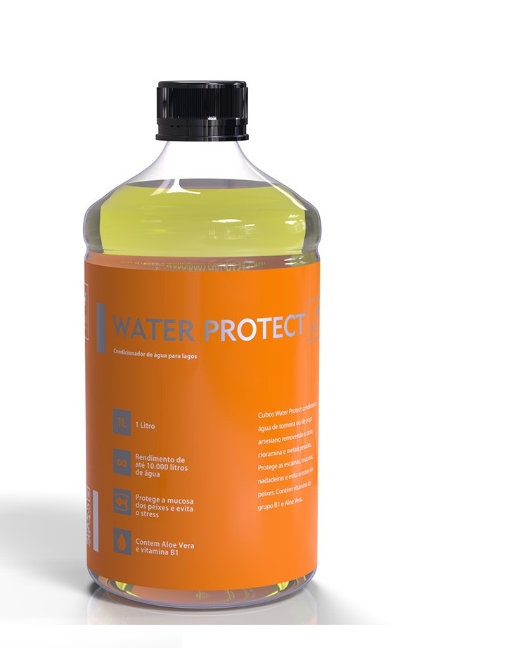 WATER PROTECT CUBOS - 1L