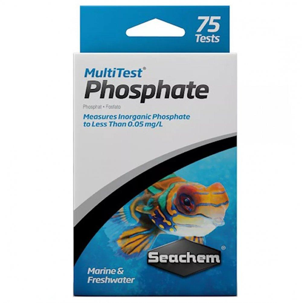 SeachemMultitest Phosphate - 75 Testes