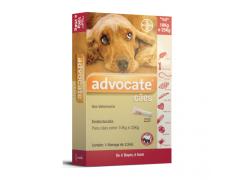 Advocate Antipulgas  Cães de 10kg a 25kg (1 pipeta)