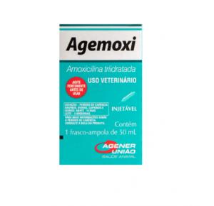 Agemoxi LA Antimicrobiano 50mL