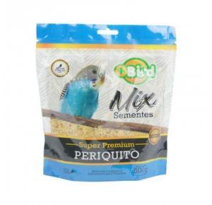 Mistura mais bird Periquito 500g