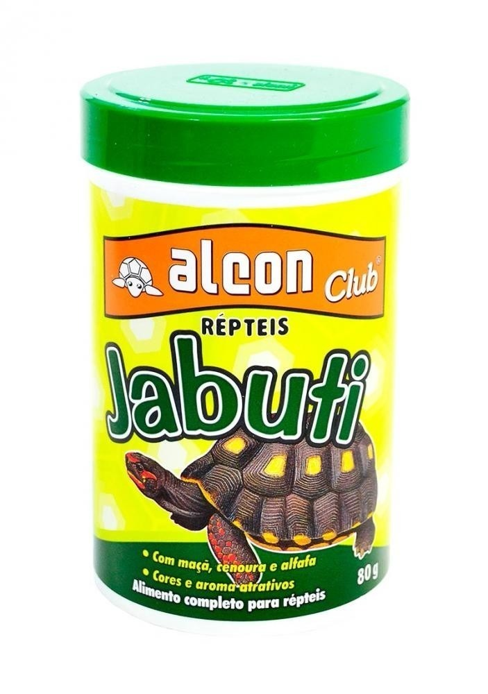 Alimento Alcon para Répteis Jabuti