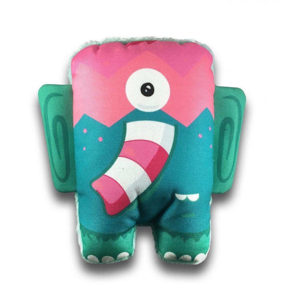 Brinquedo Alien Flex Elefunk Zee Dog