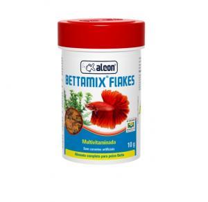 Alimento para peixes Alcon Bettamix Flakes 10g